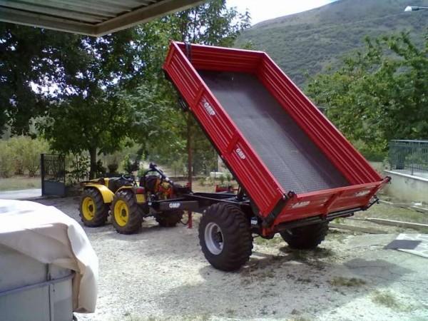 Periscopio rimorchio agricolo for Rimorchio agricolo piemonte