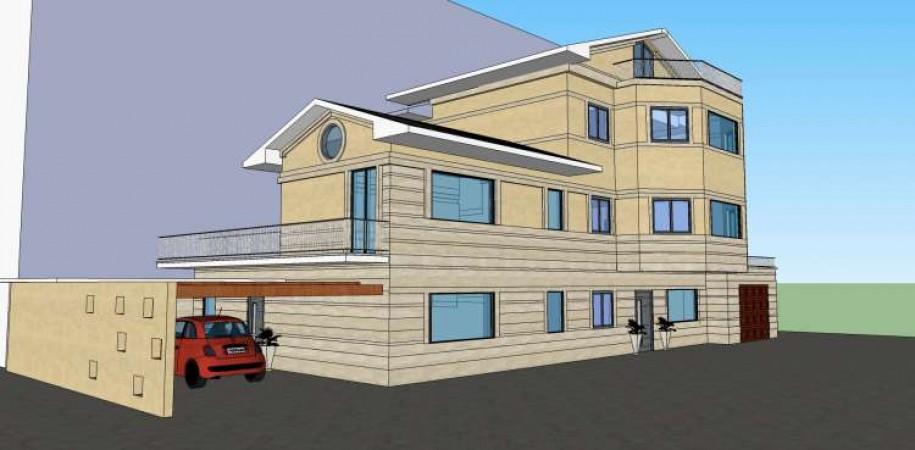 Periscopio appartamento in villa bifamiliare di nuova for Costruzione di progetti gratuiti