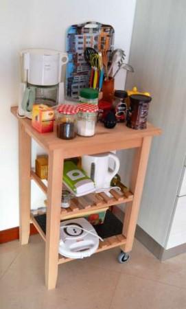 Periscopio | Carrello isola per cucina, IKEA BEKVÄM