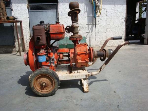 Periscopio motopompa ruggerini rd 901 diesel 16 cavalli for Girandole per irrigazione